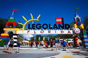 Airport Transportation to Legoland